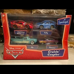 Disney Pixar Cars : Crusin' Couples Set